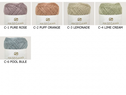 RYOFU[5COLOR] / SILK LINEN YARN / 50gram