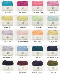 STIFFY CC2 / COTTON YARN / 25gram