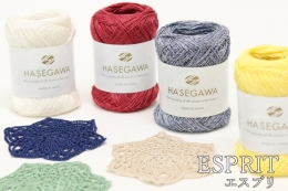 ESPIRT / COTTON YARN / 25gram