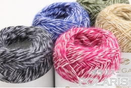 POLARIS / SILK MOHAIR YARN / 25gram